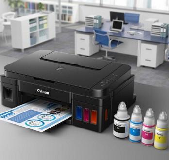 家庭/小型办公室 彩色打印解决方案 原厂连供更靠谱 (耗材零成本)