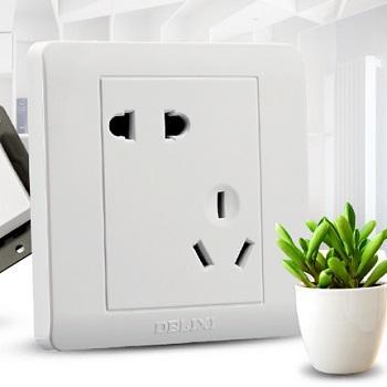 家庭装修哪些品牌的开关插座是靠谱的呢 高品质墙插面板代表