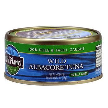 两款不错的金枪鱼罐头 海淘直邮放心高品质鱼肉罐头