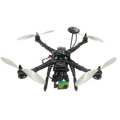 最划算的四轴飞行器DIY方案套件 (全套配件)