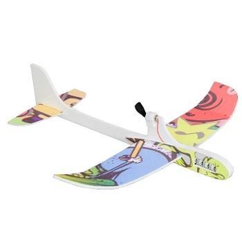 儿童益智科学玩具之:超级电容飞机