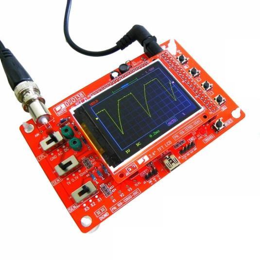 电工装备之入门级示波器(微型便携示波器)