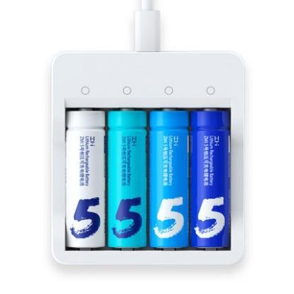 谨慎推荐1.5V恒压锂电(5号充电电池)